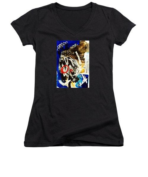 Round II Women's V-Neck T-Shirt
