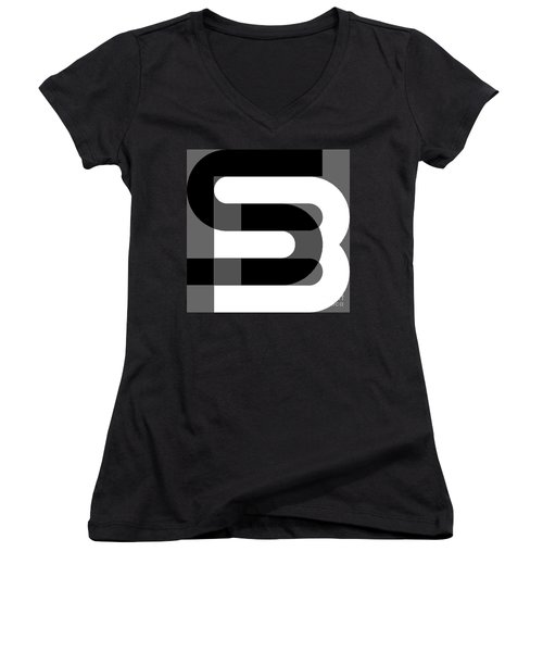 sb2 Women's V-Neck (Athletic Fit)
