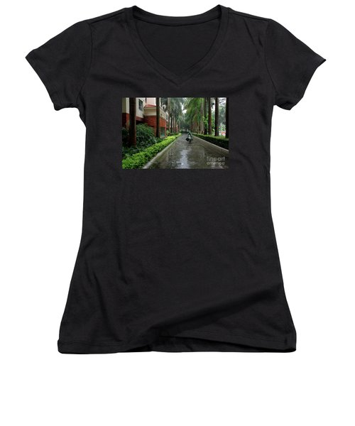 Scapes Of Our Lives #18 Women's V-Neck