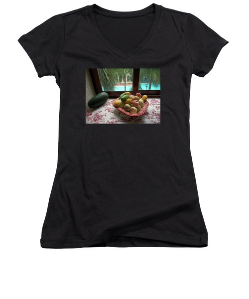 Scapes Of Our Lives #19 Women's V-Neck