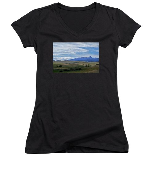 Scenery Women's V-Neck