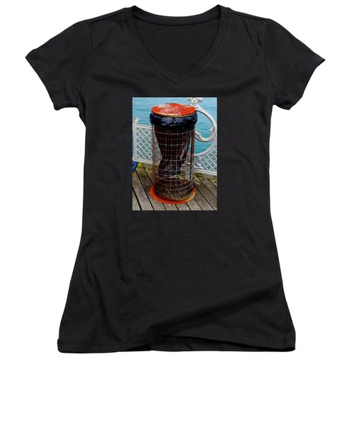 Sealife Women's V-Neck (Athletic Fit)