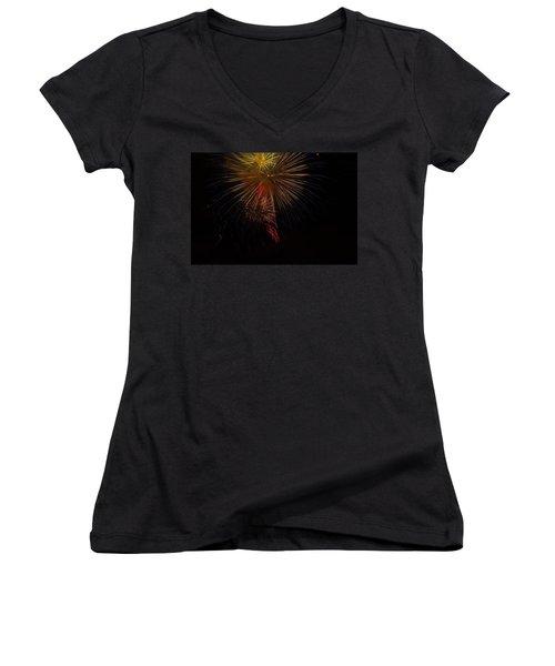 Seaworld Fireworks 3 Women's V-Neck