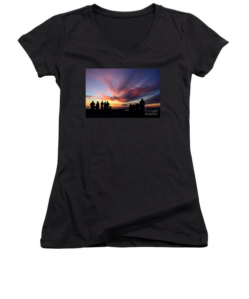 See How Precious People Are Women's V-Neck T-Shirt