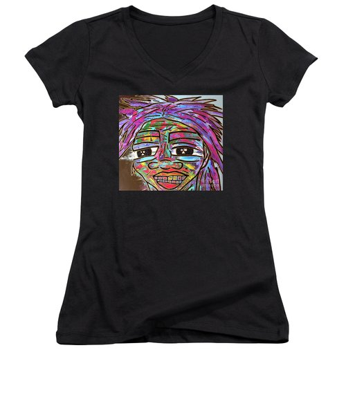 Self Portrait 2018 Women's V-Neck
