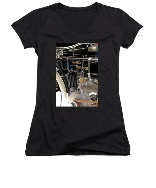 Serial Number One Women's V-Neck