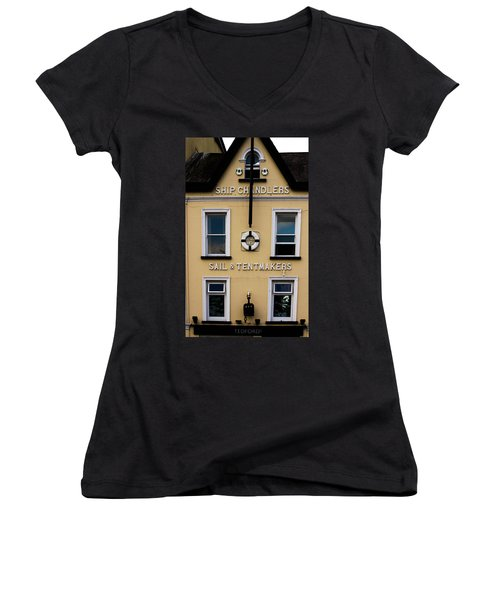 Ship Chandlers Women's V-Neck T-Shirt
