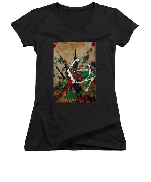 Shirt Pocket Women's V-Neck (Athletic Fit)