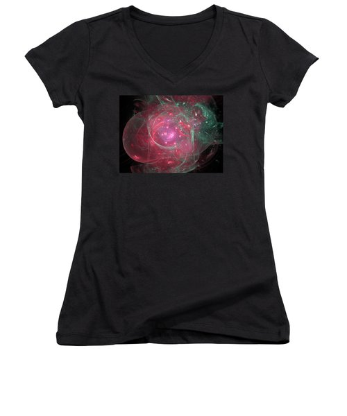 Show Me The Way Women's V-Neck T-Shirt