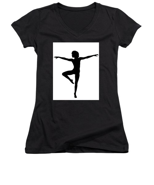 Silhouette 24 Women's V-Neck