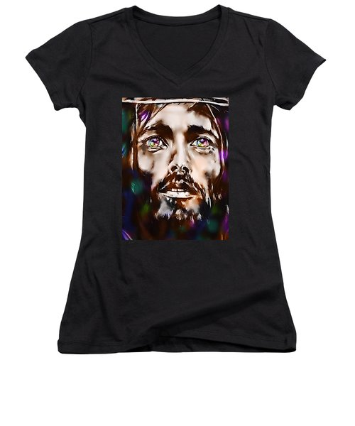 Simply Amazing Women's V-Neck T-Shirt