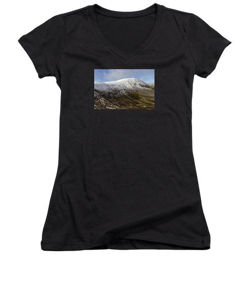Slieve Commedagh Women's V-Neck (Athletic Fit)
