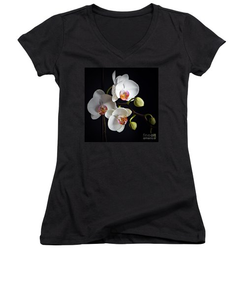 Softly Women's V-Neck T-Shirt (Junior Cut)