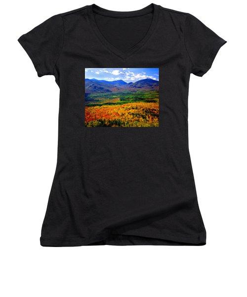 South Meadow Women's V-Neck T-Shirt
