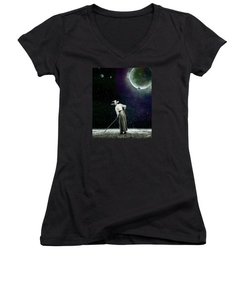 Sow What Women's V-Neck