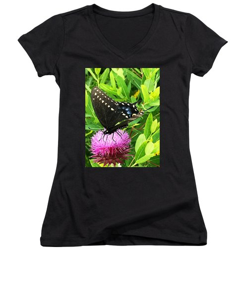 Special Needs Women's V-Neck (Athletic Fit)