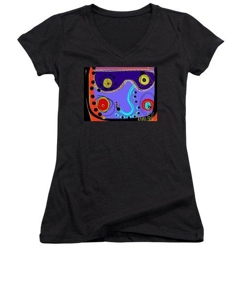 Spectacular Women's V-Neck T-Shirt