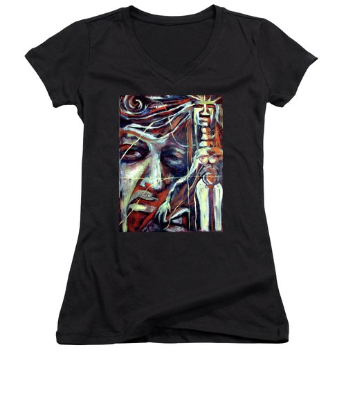 Spirit Guide 2 Women's V-Neck