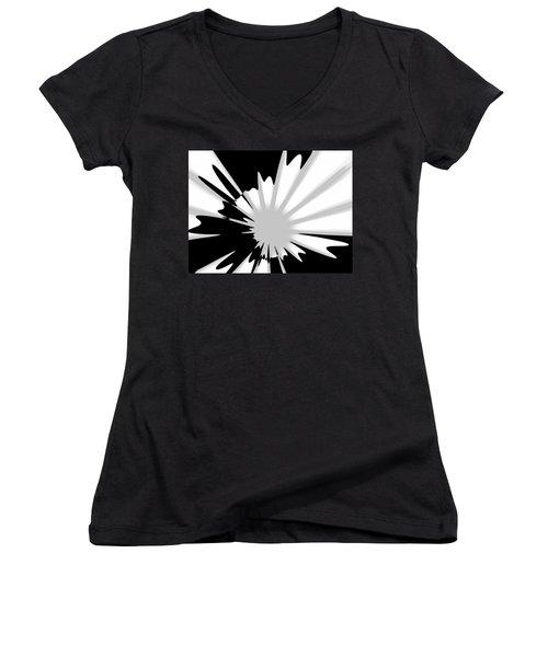 Splash Women's V-Neck T-Shirt