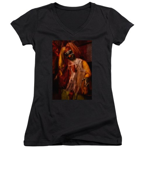 Spoils, The Clown Women's V-Neck