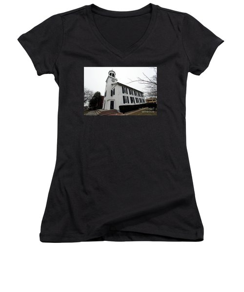 St. Georges Church Episcopal-anglican Women's V-Neck