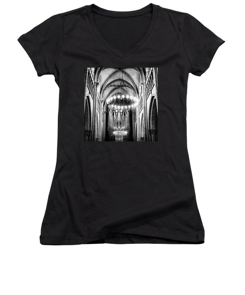 St. Peter's Cathedral Women's V-Neck