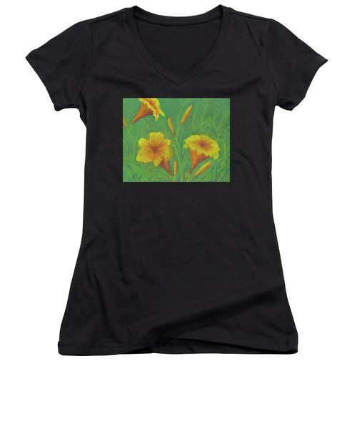 Stella D'oro #2 Women's V-Neck