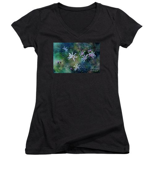 Stellata Series 2/2 Women's V-Neck T-Shirt