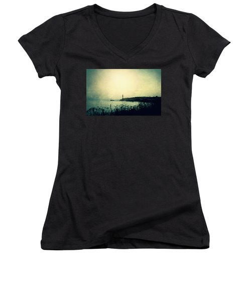 Stories From The Sea Women's V-Neck T-Shirt