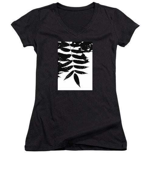 Sumac Women's V-Neck T-Shirt