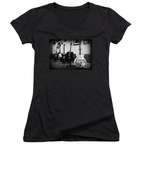 Sun Studio Classics 2 Women's V-Neck T-Shirt