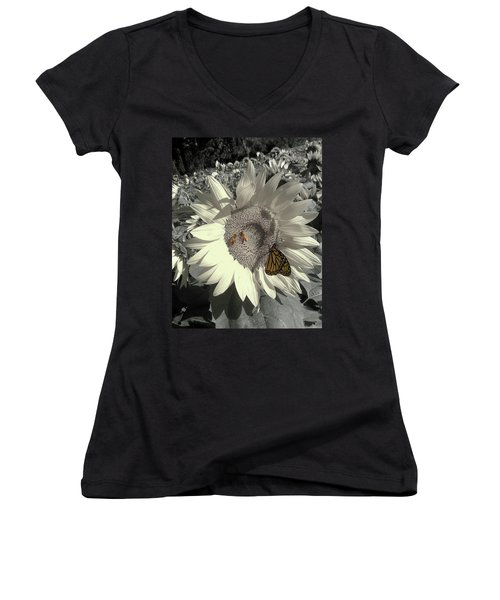 Sunflower Tint Women's V-Neck