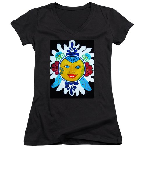 Talavera Sun Women's V-Neck