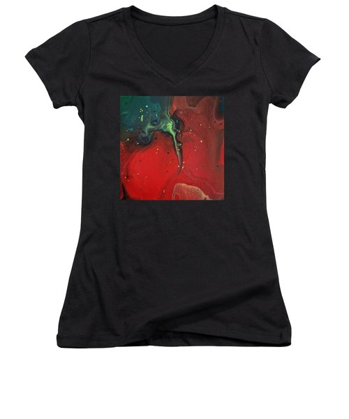 Tattoo Shop Women's V-Neck