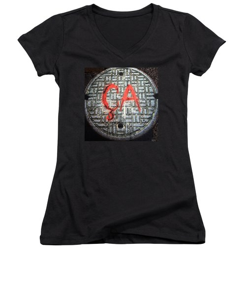That Is That Women's V-Neck T-Shirt