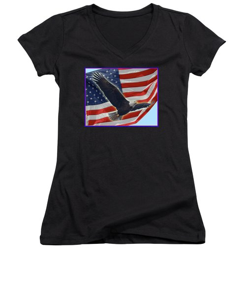 The American Women's V-Neck (Athletic Fit)