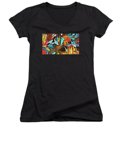 The Birds And The Bees Women's V-Neck