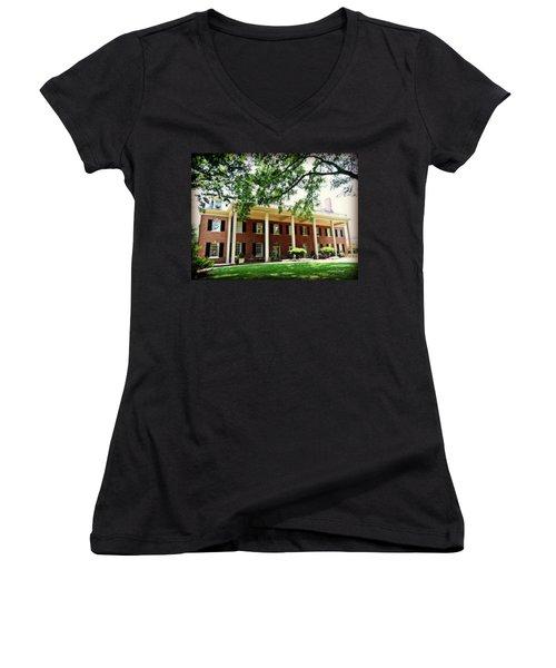 The Carolina Inn - Chapel Hill Women's V-Neck
