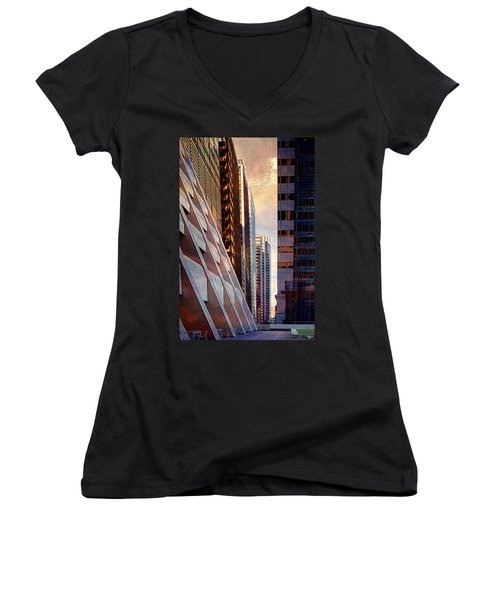 The Elevated Acre Women's V-Neck