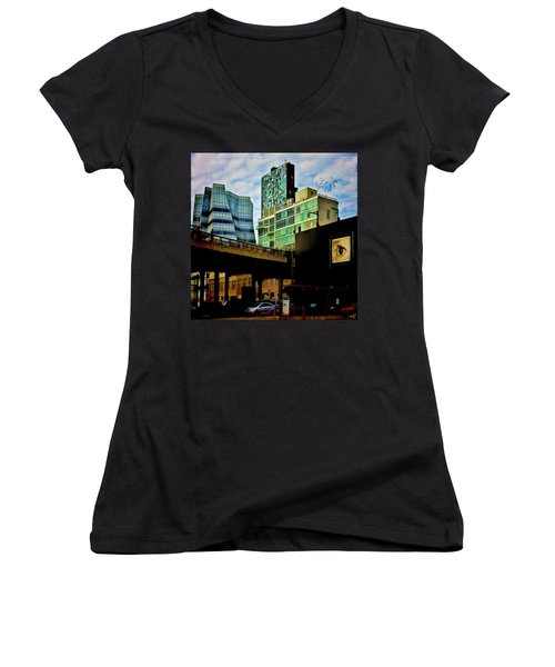 The Highline Nyc Women's V-Neck