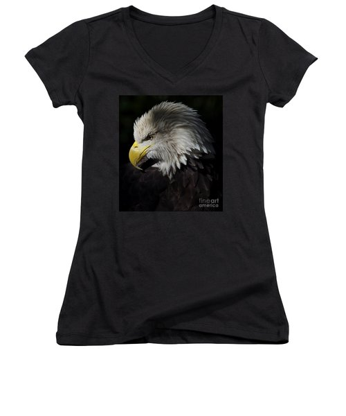 The Look Women's V-Neck (Athletic Fit)