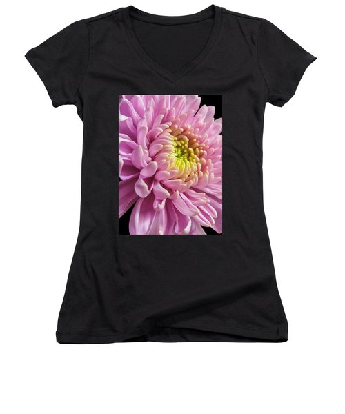 The One And Only Dahlia  Women's V-Neck T-Shirt