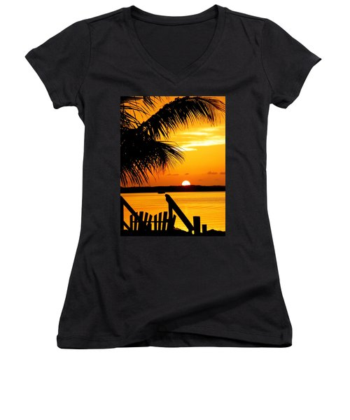 The Promise Women's V-Neck T-Shirt