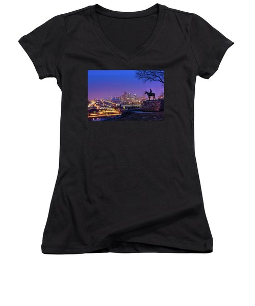 The Scout Women's V-Neck