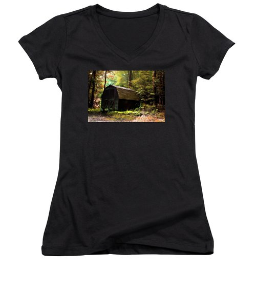 The Shed Women's V-Neck