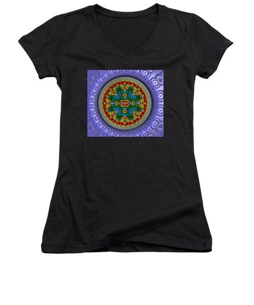 The Singularity Women's V-Neck T-Shirt