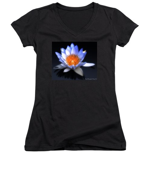 The Soft Soul Women's V-Neck (Athletic Fit)