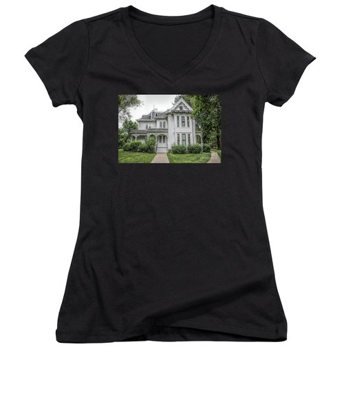 The Summer White House Women's V-Neck T-Shirt