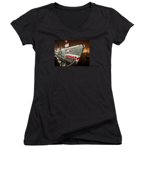 The Torsk Women's V-Neck T-Shirt