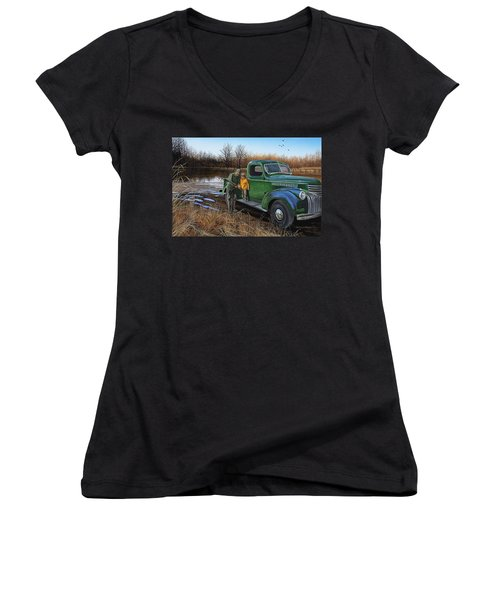 The Understudy Women's V-Neck